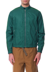 Blouson Léger en Coton Vert|Green Lightweight Cotton Jacket