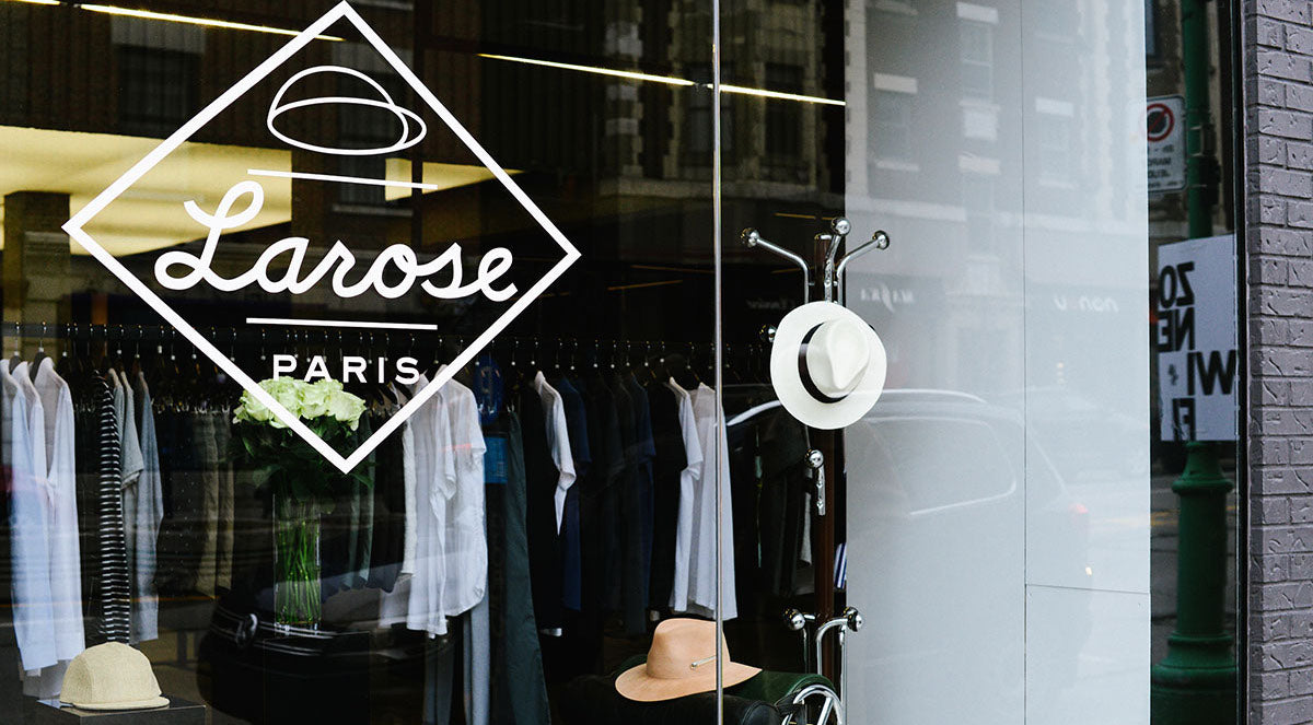 LAROSE PARIS SS15 COLLECTION LAUNCH EVENT