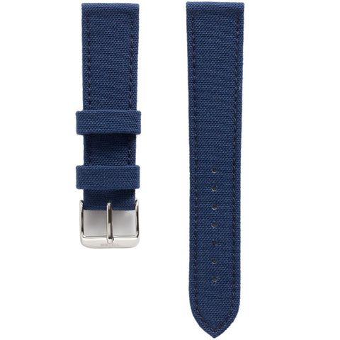 Weiss Navy Cordura Canvas Strap