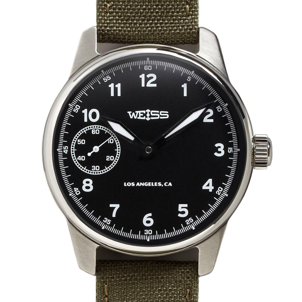 American Issue Field Watch | Black Dial with CAL 1003