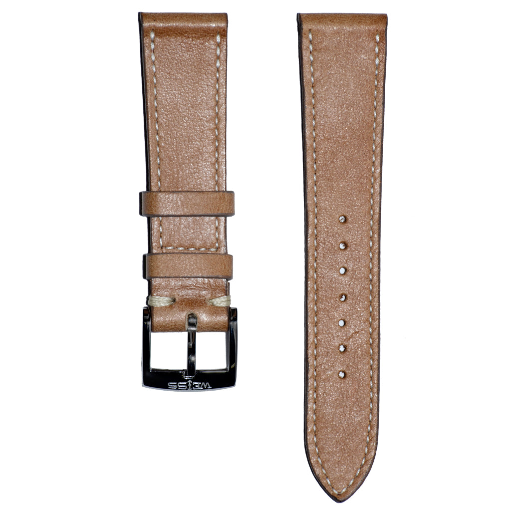 Tan Horween Leather Strap