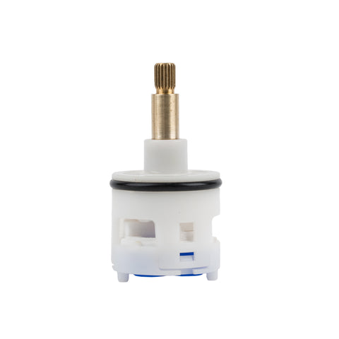 BAI 0127 Ceramic Diverter Cartridge Replacement For BAI 0101/0121/0102/0122 Shower Mixers