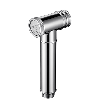 BAI 0146 Handheld Bidet Toilet Sprayer in Brushed Nickel Finish