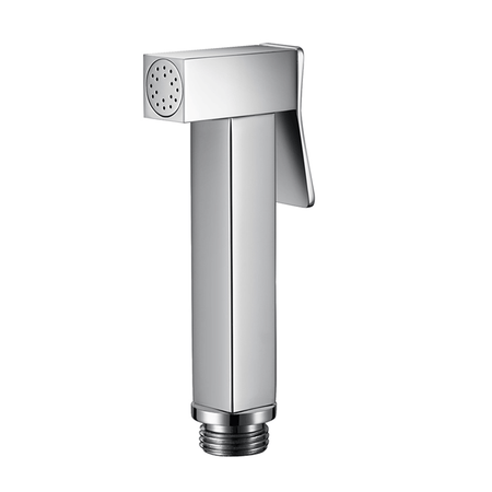 BAI 0147 Handheld Bidet Toilet Sprayer in Brushed Nickel Finish