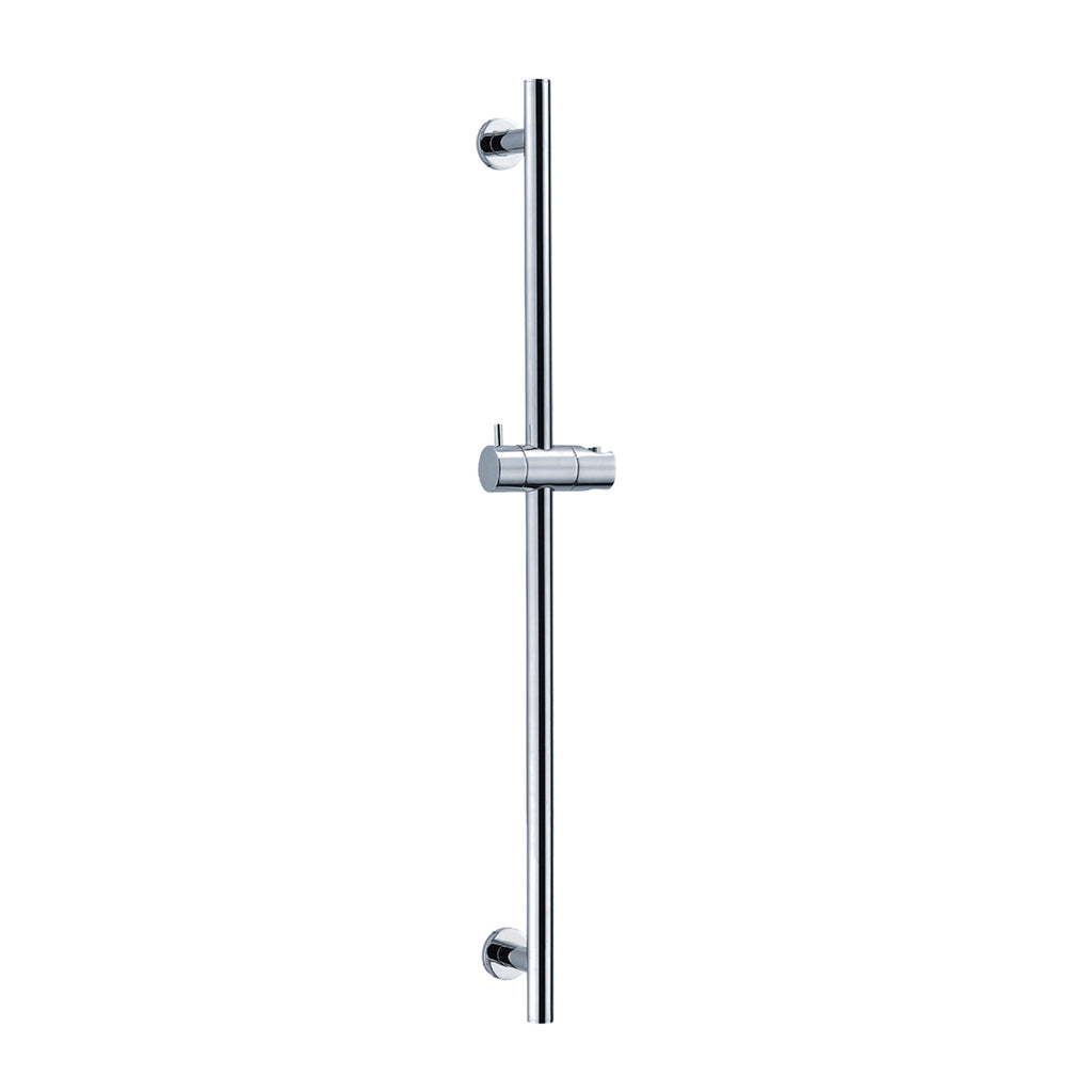 BAI 0174 Handheld Shower Holder / Slide Bar Round