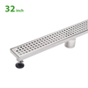 BAI 0551 Stainless Steel 32-inch Linear Shower Drain