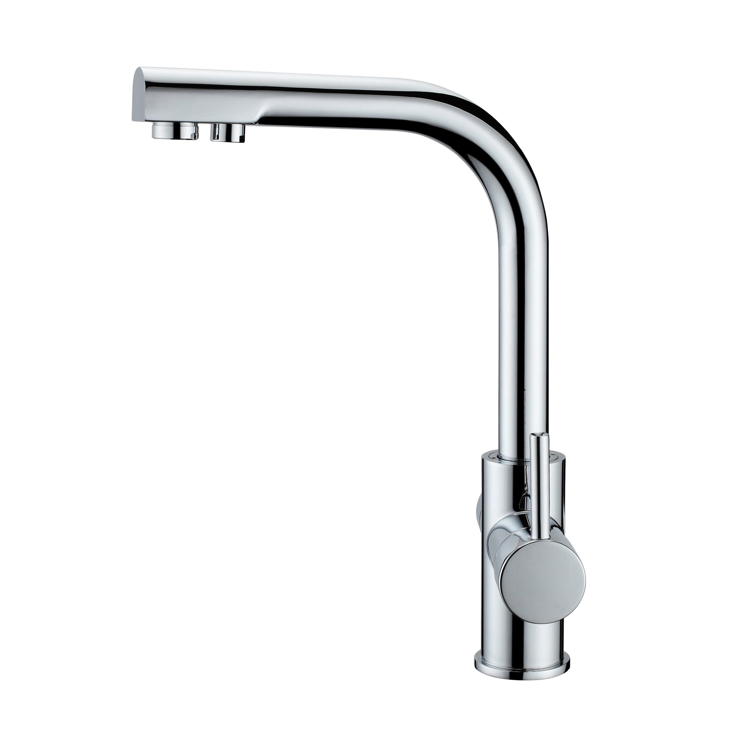 BAI 0663 Kitchen Faucet / Integrated Drinking Water Faucet / Two In ...