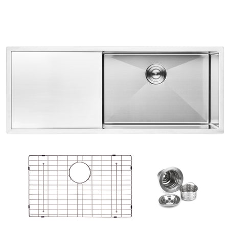 Handmade Kitchen Sinks Tagged Drainboard Megabai