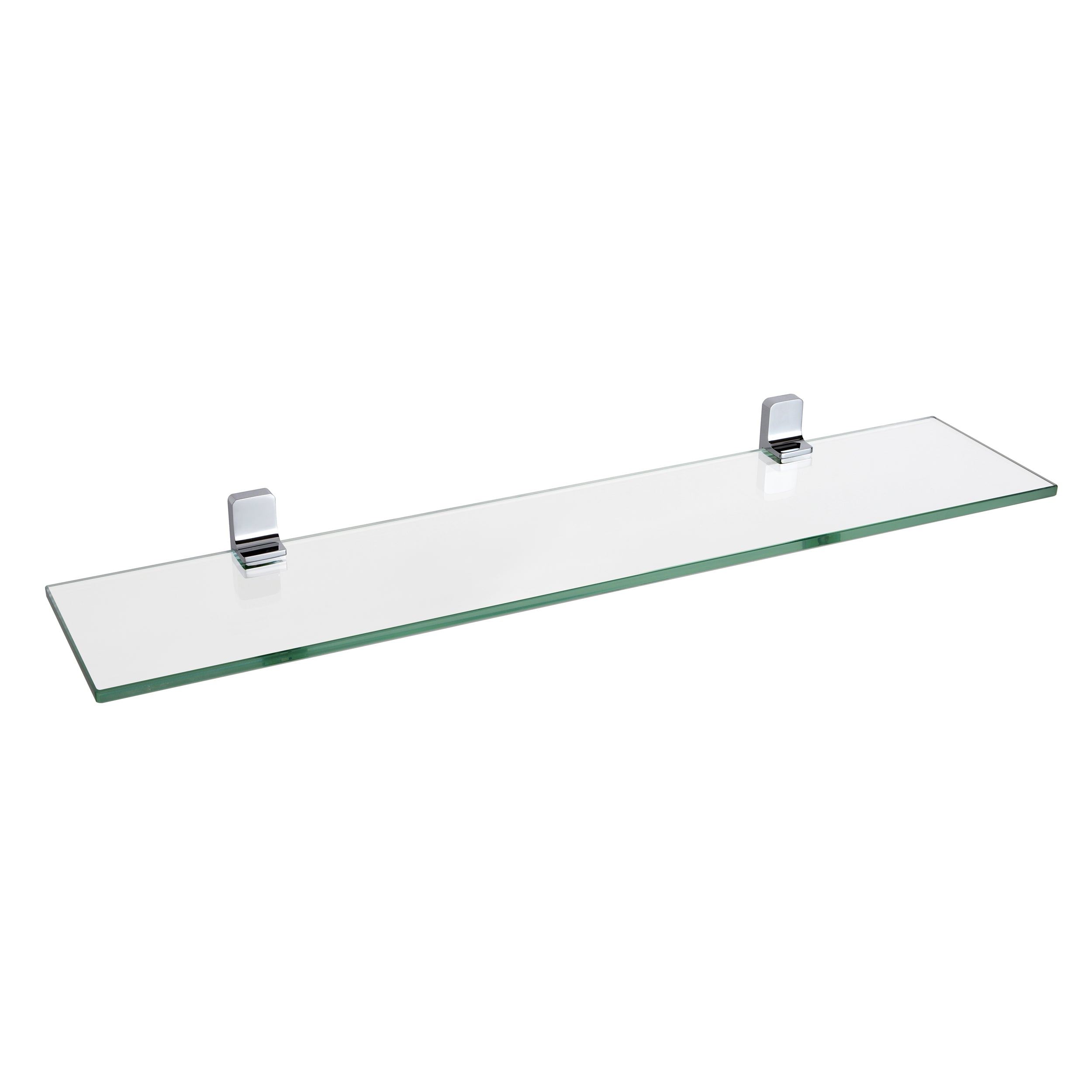 BAI 1506 Glass Shelf / Polished Chrome – MegaBAI
