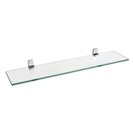 BAI 1506 Glass Shelf in Polished Chrome Finish