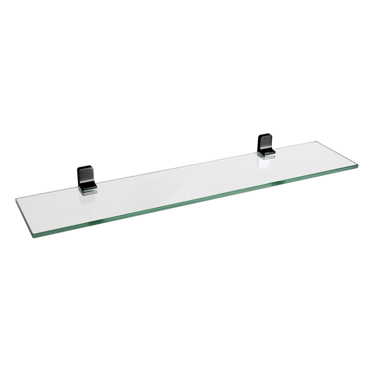BAI 1515 Glass Shelf / Matte Black
