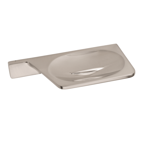 BAI 1520 Soap Dish in Brushed Nickel Finish