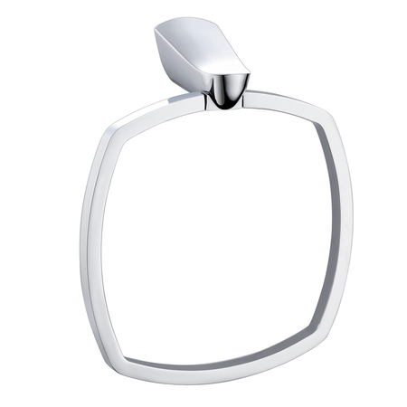 BAI 1536 Towel Ring / Polished Chrome
