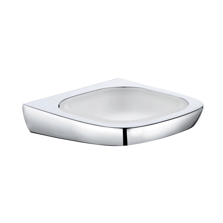 BAI 1537 Soap Dish / Polished Chrome