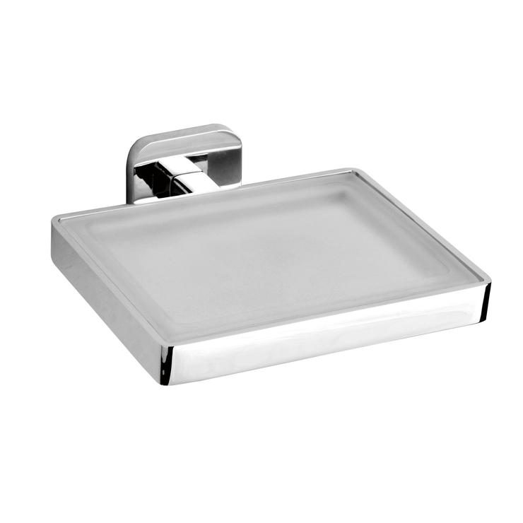 BAI 1545 Soap Dish / Polished Chrome