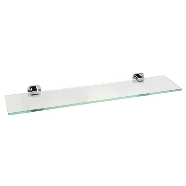 BAI 1549 Glass Shelf / Polished Chrome