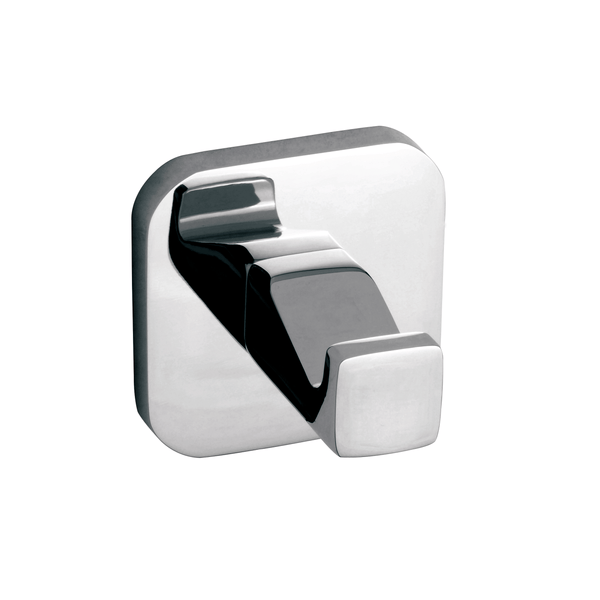 BAI 1550 Robe Hook in Polished Chrome Finish