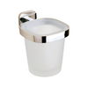 BAI 1553 Toothbrush Holder in Brushed Nickel Finish