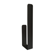 BAI 1593 Toilet Paper Holder in Matte Black Finish