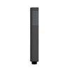 BAI 2116 Handheld Shower Wand in Matte Black Finish