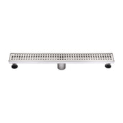 BAI 0550 Stainless Steel Linear Shower Drain 24""