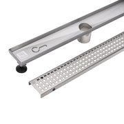 BAI 0575 Stainless Steel 48-inch Linear Shower Drain