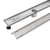 BAI 0575 Stainless Steel Linear Shower Drain 48""