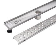 BAI 0559 Stainless Steel 24-inch Linear Shower Drain