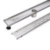 BAI 0566 Stainless Steel Linear Shower Drain 48""