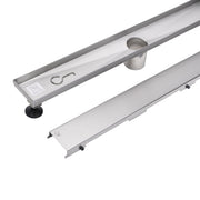 BAI 0557 Stainless Steel 32-inch Linear Shower Drain