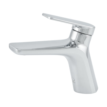 BAI 2600 Single Handle Contemporary Lavatory / Bathroom Faucet / Polished Chrome