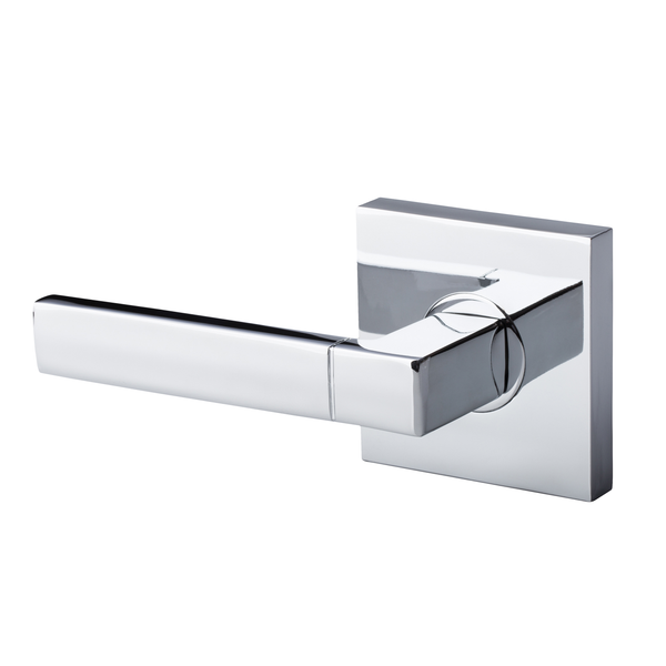BAI 3021 Inactive Modern Dummy Door Handle Lever Set