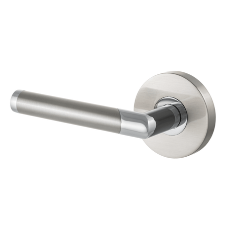 BAI 3047 Inactive Modern Dummy Door Handle Lever Set