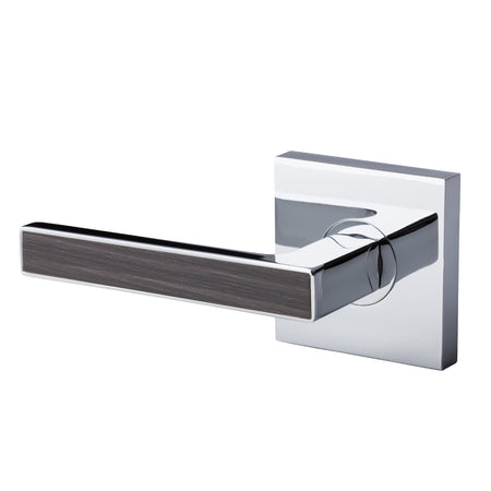 BAI 3057 Inactive Modern Dummy Door Handle Lever Set