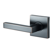BAI 3063 Inactive Modern Dummy Door Handle Lever Set