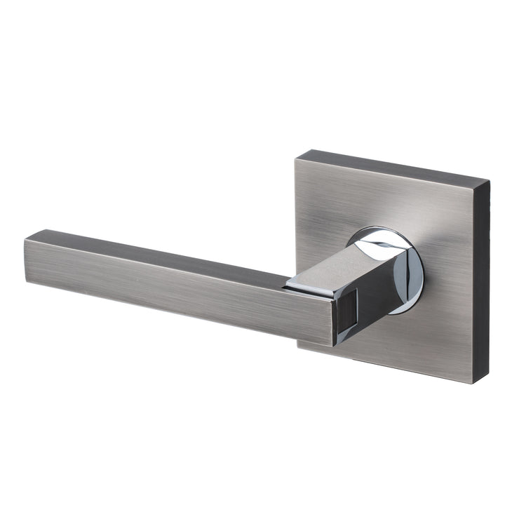 BAI 3065 Inactive Modern Dummy Door Handle Lever Set