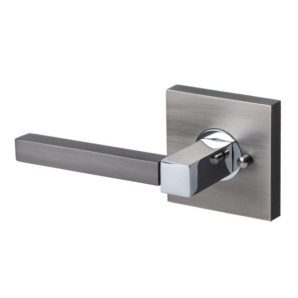 BAI 3066 Passage / Privacy Modern Door Lever / Handle Set
