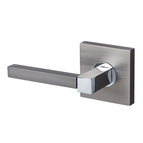BAI 3067 Inactive Modern Dummy Door Handle Lever Set