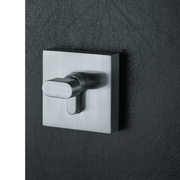 BAI 3091 Square Rosette Deadbolt in Satin Chrome Finish