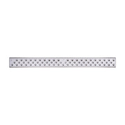 BAI 0560 Stainless Steel 32-inch Linear Shower Drain