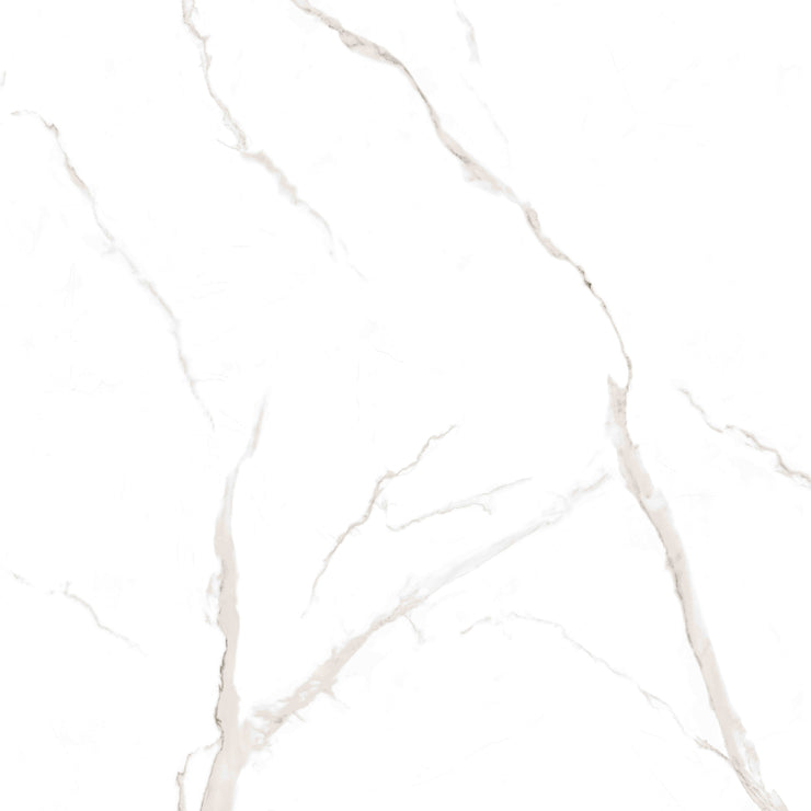 BAI 9037 Statuario Hoist High Gloss Porcelain Tile