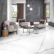 BAI 9039 Statuario Hoist High Gloss Porcelain Tile