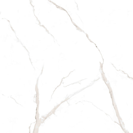 BAI 9038 Statuario Hoist High Gloss Porcelain Tile