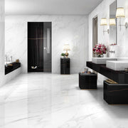 BAI 9043 Statuario Zenith High Gloss Porcelain Tile