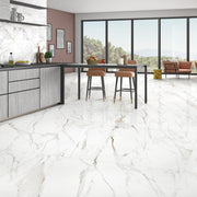 BAI 9046 Calacatta Gold High Gloss Porcelain Tile