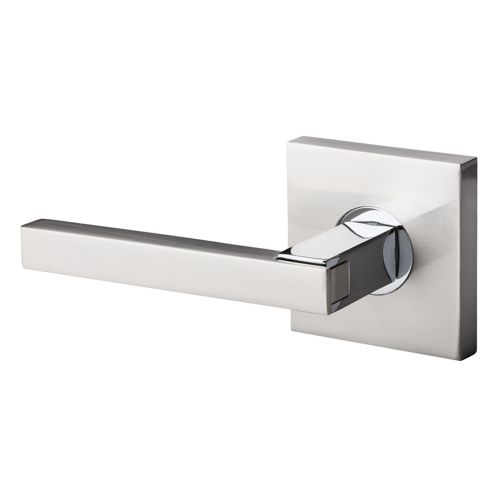BAI 3016 Inactive / Dummy Modern Door Lever / Handle Set