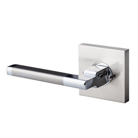 BAI 3026 Passage / Privacy Modern Door Lever / Handle Set
