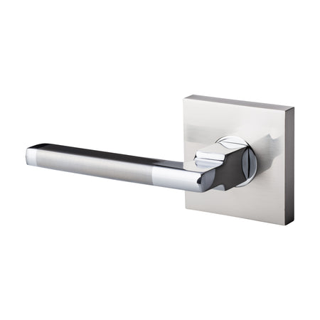BAI 3027 Inactive Modern Dummy Door Handle Lever Set