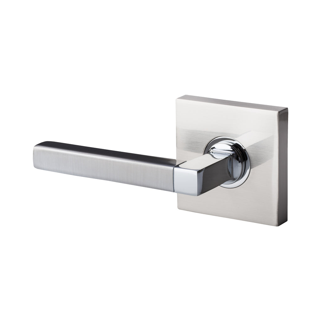 BAI 3031 Inactive / Dummy Modern Door Lever / Handle Set