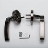 BAI 3035 Inactive / Dummy Modern Door Lever / Handle Set